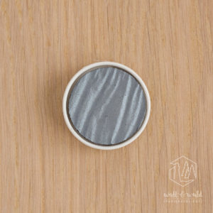 coliro Pearl Color - Silver Grey - Ø 30 mm