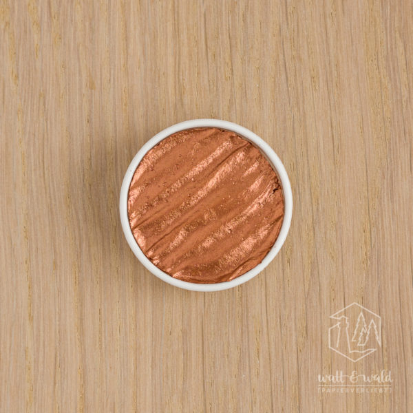 coliro Pearl Color - Golden Orange - Ø 30 mm