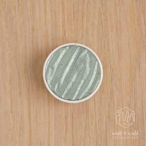 coliro Pearl Color - Mint - Ø 30 mm