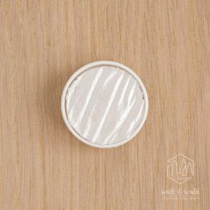 coliro Schimmer Pearlcolor - Silver Pearl - Ø 30 mm