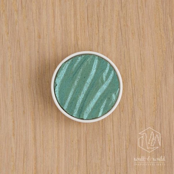 coliro Schimmer Pearlcolor - Blue Green - Ø 30 mm