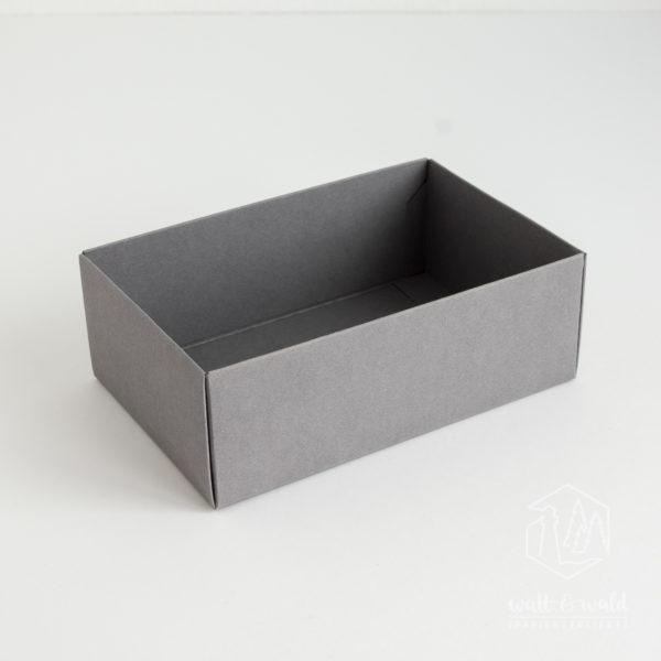 Unterteil der Buntbox M in grau [schiefer]