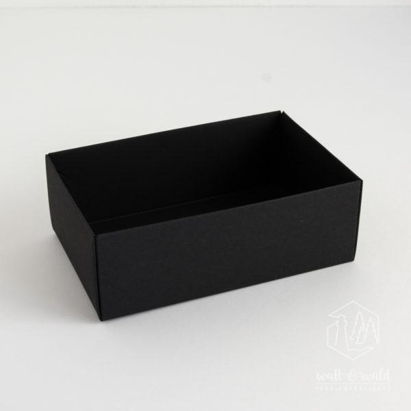 Unterteil der Buntbox M in schwarz [graphit]