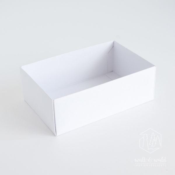 Unterteil der Buntbox M in weiß [diamant]