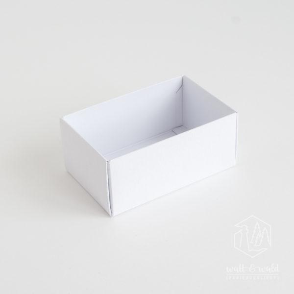 Unterteil der Buntbox S in weiß [diamant]