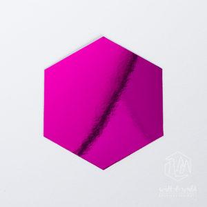 Spiegelkarton pink | wattundwald [papierverliebt]
