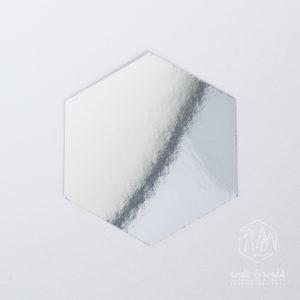 Spiegelkarton silber | wattundwald [papierverliebt]