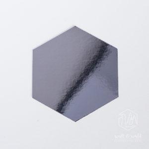 Spiegelkarton titan metallic