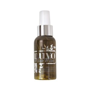 Schimmerspray gold - NUVO Mica Mist antique gold