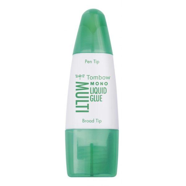 Der grüne Lieblingskleber | Tombow Mono Liquid Glue - Multi | 25g Flüssigkleber | wattundwald [papierverliebt]