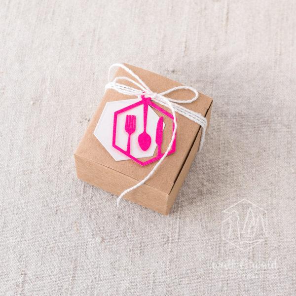 Mini Geschenkschachteln | Kraftkarton | für Gastgeschenke, Mitbringsel und kleine Geschenke