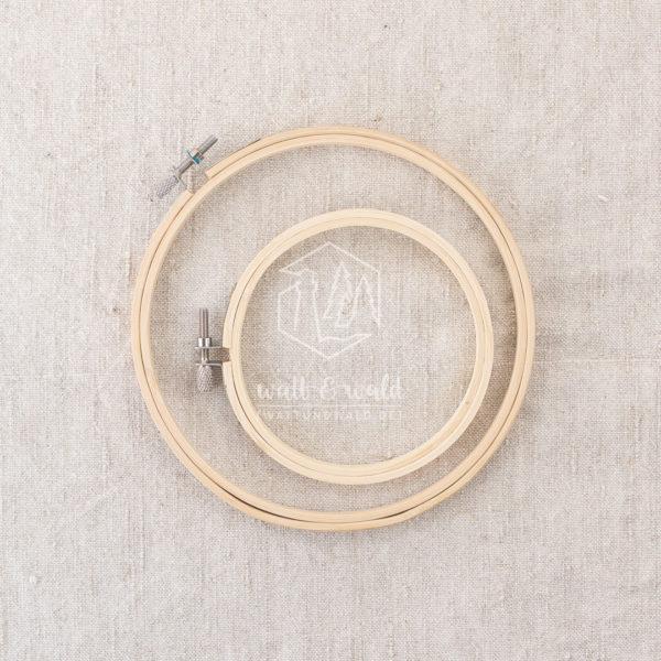 Stickrahmen aus Holz in 2 Größen | 11cm oder 16cm