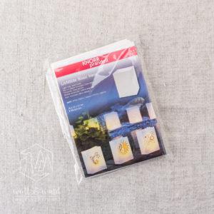 Lichttüte Basic [klein] | 16 x 11 x 11 cm | weiß